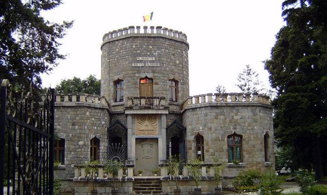 Impressive Mini Castle House Plans Small
