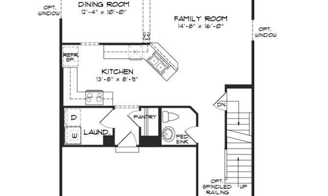 Impressive Single Home Plans