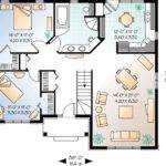 Impressive Two Bedroom House Plans