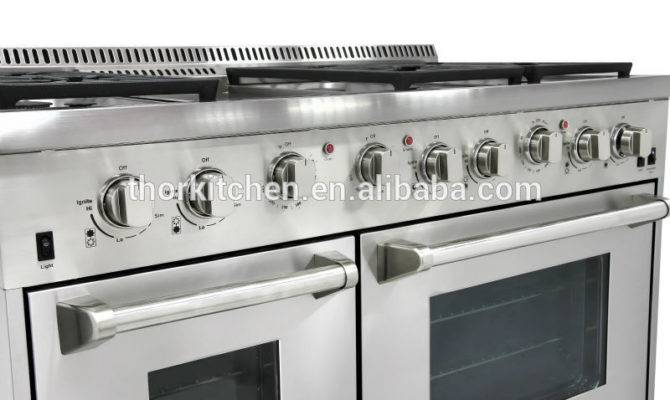 Inch Freestanding Hyxion Gas Range Electric Oven