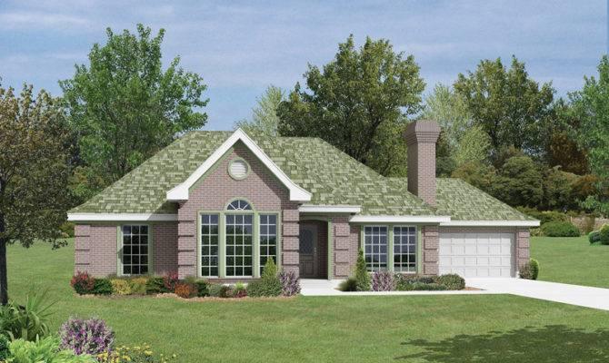 Including European House Plans Modern Ranch