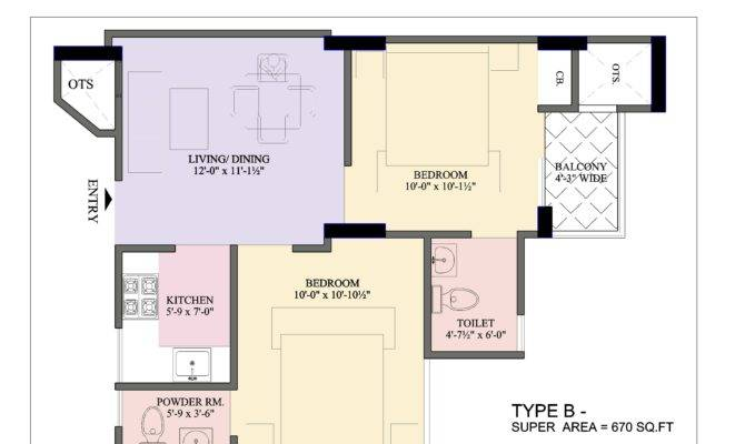 Incredible Bhk House Plan Layout Ideas Also Design Bhc