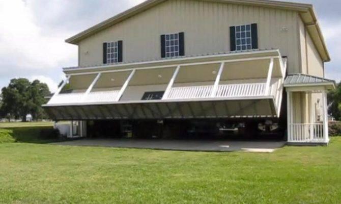 Incredible Hidden Car Garage Designs House Plans 110243