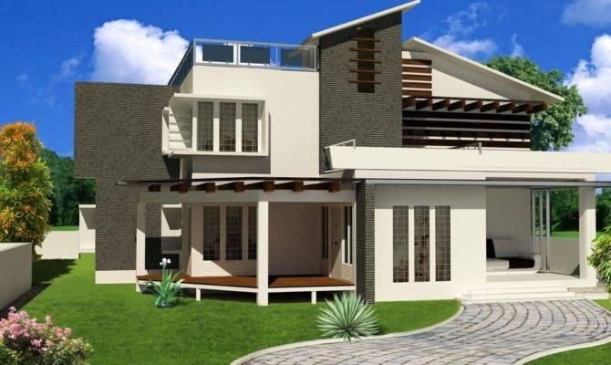 Incredible Modern American House Plans Plan