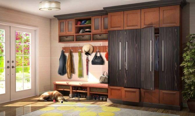 Incredible Mudroom Ideas Storage Lockers Benches