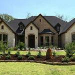 Incredible Stone Stucco Brick Exterior
