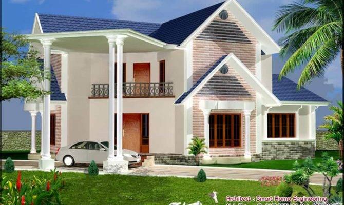 India Home Designs Keralahouseplanner