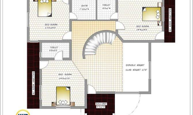 India House Plans First Floor Plan