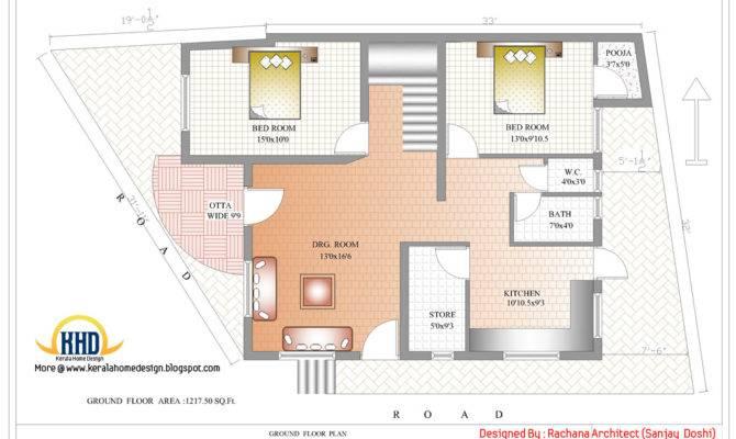 Indian Home Design House Plan Decor