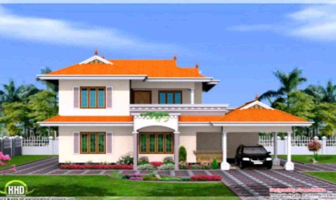 Indian House Designs Photos Elevation Youtube