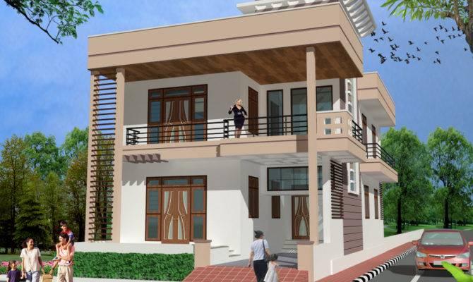 Indian House Front Joy Studio Design Best