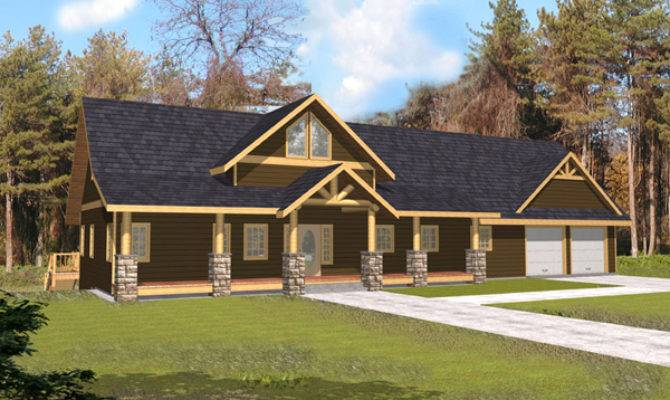 Indian Pass Rustic Home Plan House Plans More