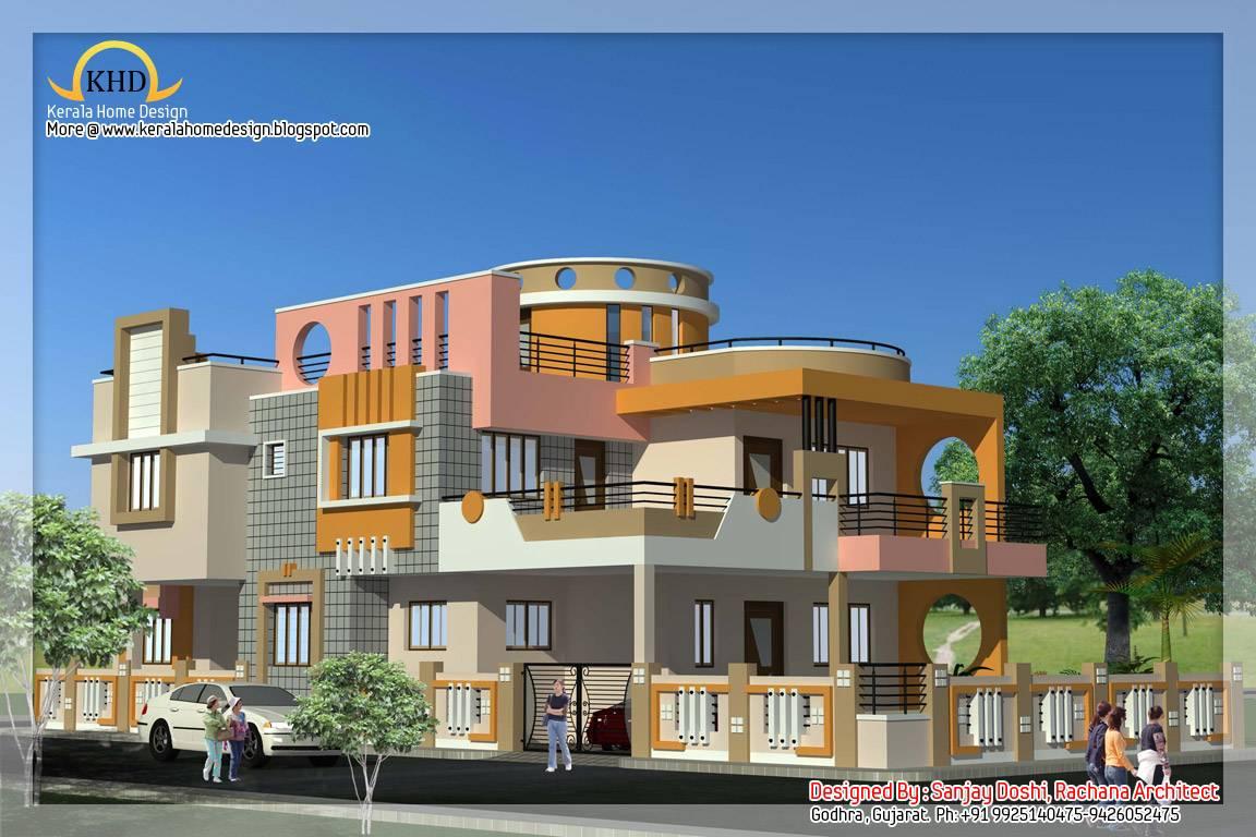 Indian Style House Front Elevation Designs Joy Studio House Plans 89087