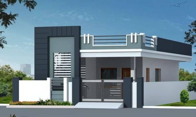 Individual House Elevation Chennai Best