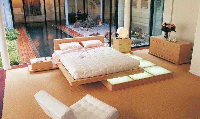 Indoor Outdoor Bedroom