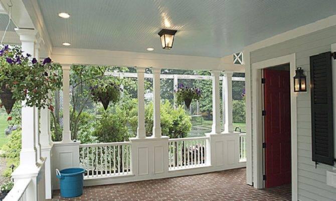 Indoor Outdoor Living House Plans Design