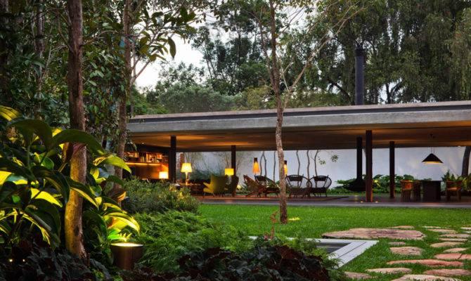 Indoor Outdoor Living Plan Interior Design Ideas