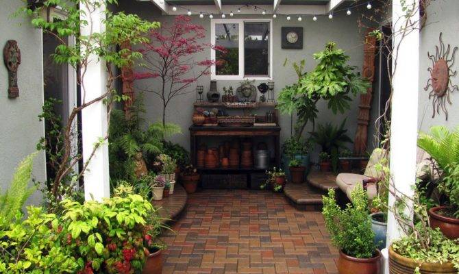 Indoor Patio Ideas Newsonair