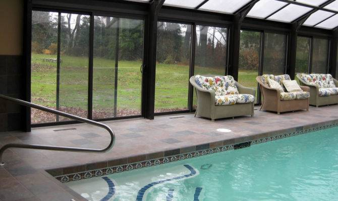 Indoor Pool Bryn Mawr Pennsylvania Residential