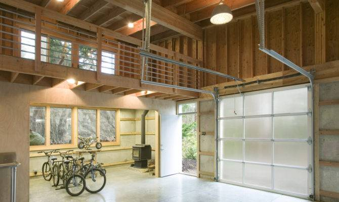 Industrial Garage Designs Get Inspired