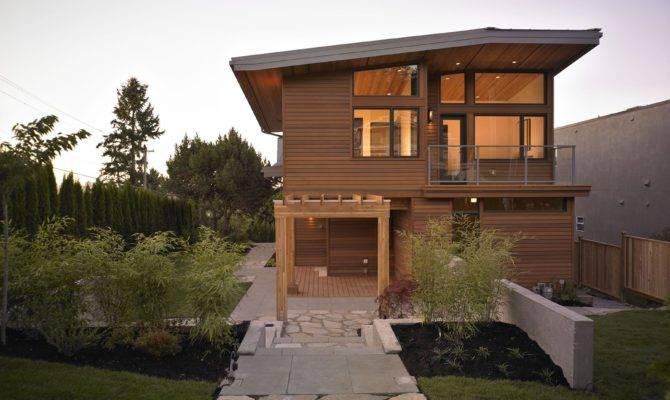 Inexpensive Modern Prefab Home Design Aesthetic