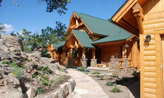 Initial Planning Honka Log Homes Usa