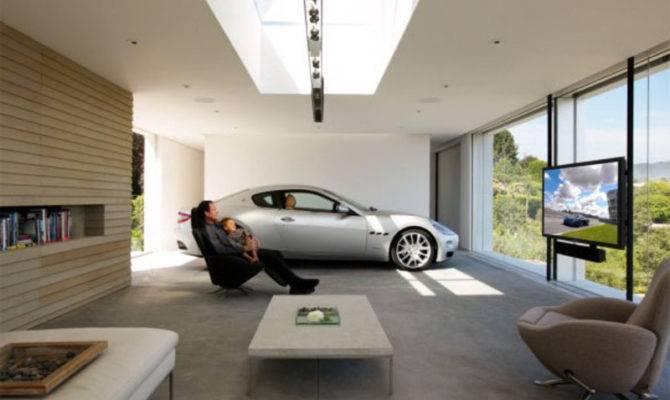 Insanely Cool Car Garage Designs Design Bookmark