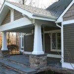 Inside Architecture Craftsman Porch