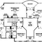 Inside Biltmore Estate Floor Plan Print