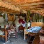 Inside Colonial Home Plimoth Colony Albany