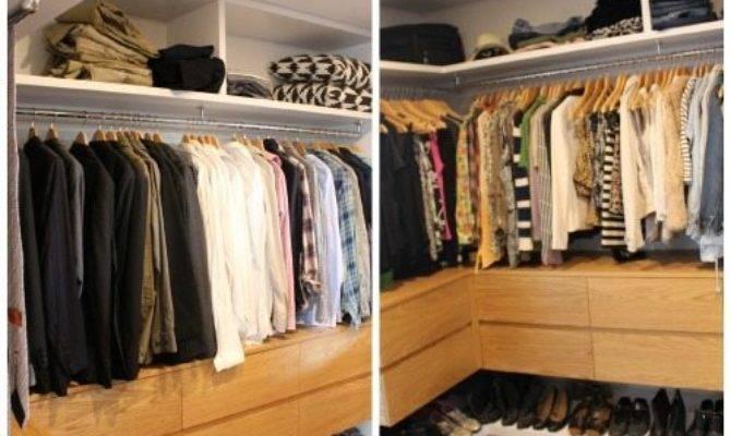 Inside Walk Wardrobe