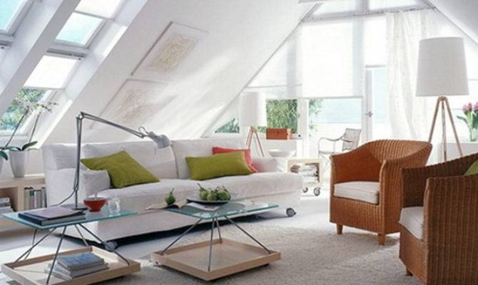Inspirational Attic Room Design Ideas Home