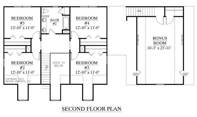 Inspirational Story House Floor Plans Ideas