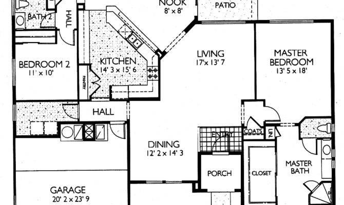 Inspiring Arizona House Plans Sun City Grand Floor