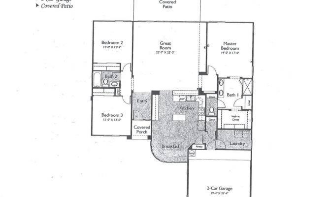 Inspiring Arizona House Plans Traditions Floor