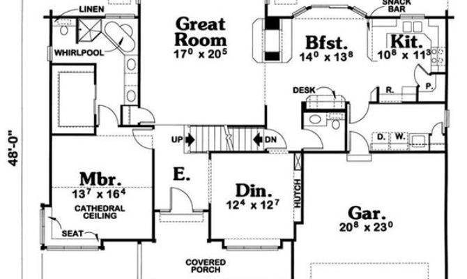 Inspiring Empty Nester House Plans Nest
