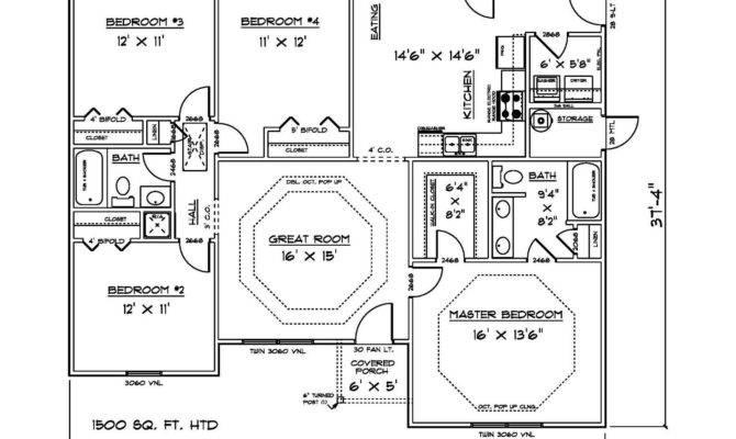 Inspiring Home Plans
