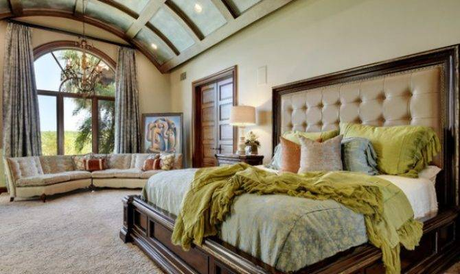 Inspiring Mediterranean Decorating Ideas Bedrooms
