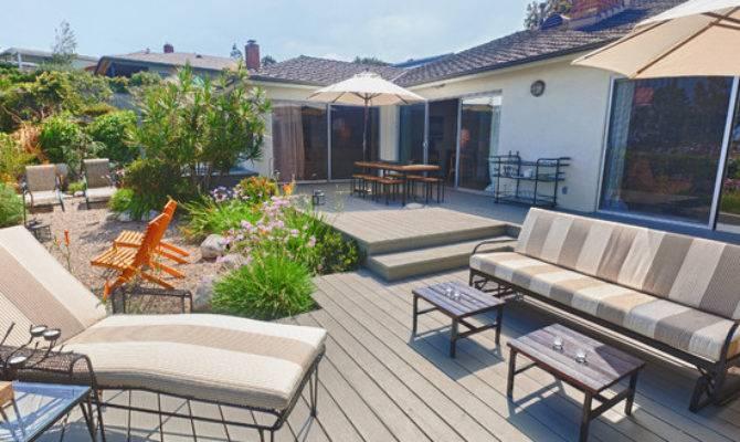 Inspiring Modern Deck Design Ideas Relax