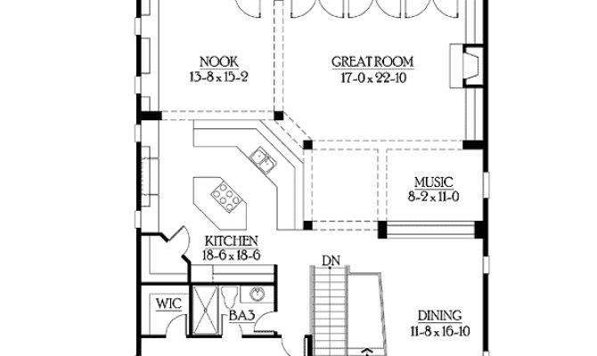 Inspiring Narrow Lot Luxury House Plans Split Level