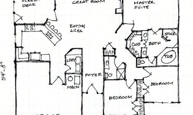Inspiring Patio House Plans Home Floor Plan