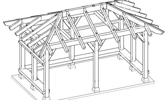 Inspiring Pavilion Construction Plans