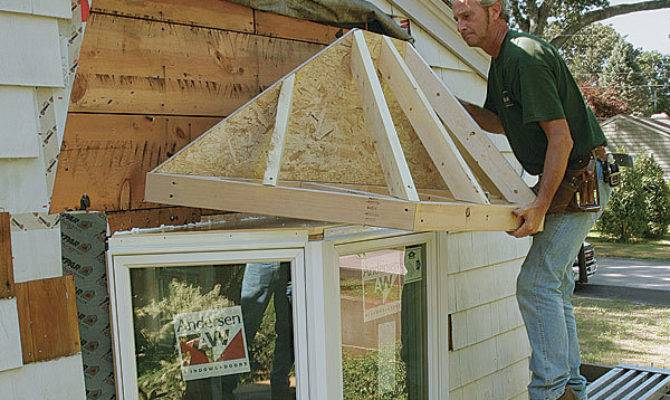 Install Bay Window Part Fine Homebuilding