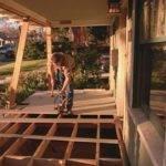 Install Porch Flooring Tos Diy