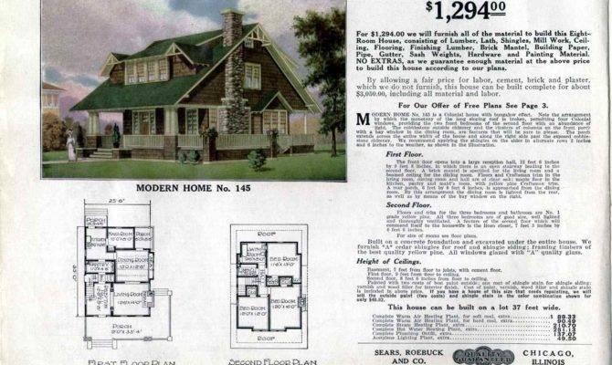Instant House Sears Roebuck Modern Homes