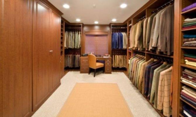 Interesting Design Ideas Advantages Walk Closets