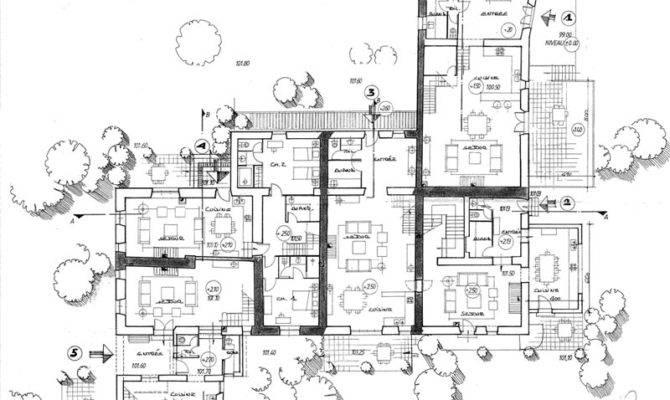 Interesting Floor Plans Architecture Plan Farm Home