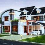Interesting Residential Architecture House Design