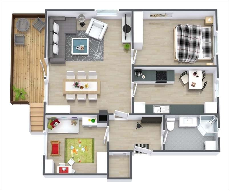 Interior Design Awesome Two Bedroom Apartment Floor Plans House Plans 45222