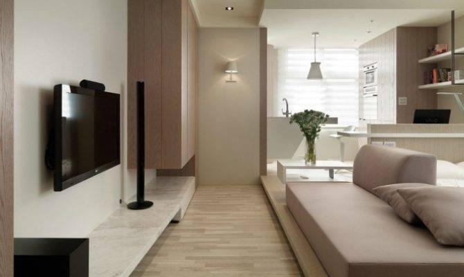 Interior Design Ideas One Bedroom Apartment Home Decoration House Plans 36242